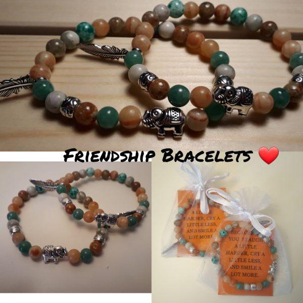 Bohemian Jewellery - all handmade by the DreamCatchingDuo - www.dreamcatchingduo.com
