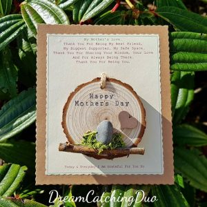 Touch Wood Affirmation – Happy Mothers Day